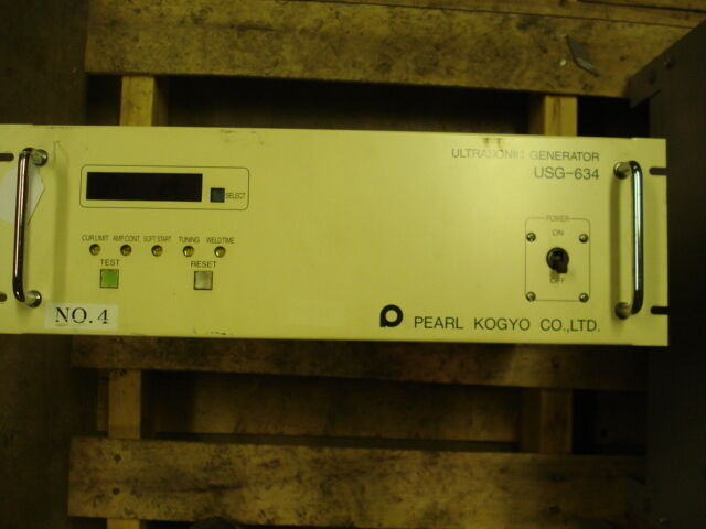PEARL KOGYO ULTRASONIC GENERATOR, USG-634, COMES W/ 30 DAY WARRANTY, FREE SHIP