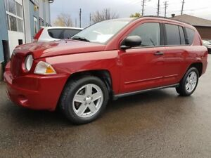 2008 Jeep Compass Sport, AUTOMATIC, FWD, ONLY 117 KMS