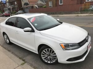 2011 VW Jetta TDl, Certify, E-Test and FREE car proof
