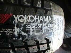 *BRAND NEW* 235/55 R18 YOKOHOMA GEOLANDER WINTER TIRE
