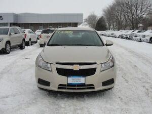 2012 Chevrolet Cruze Eco w/1SA London Ontario image 8