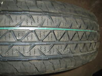 one new Goodyear Tracker 2 P245/75R16