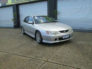 2004 Holden Commodore VY S Silver 5 Speed Auto Active Select Sedan