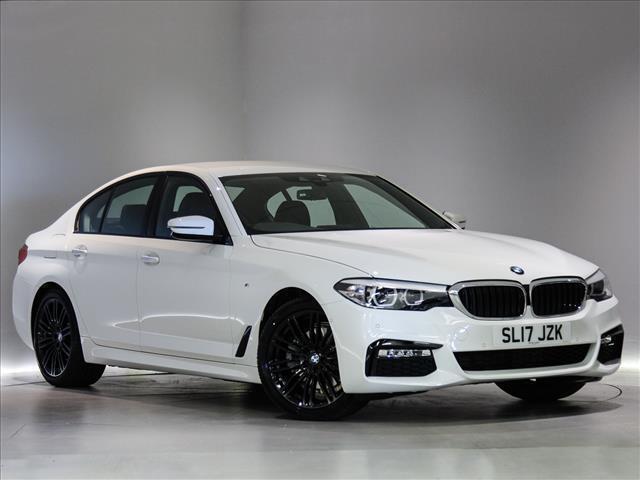 2017 BMW 5 SERIES DIESEL SALOON
