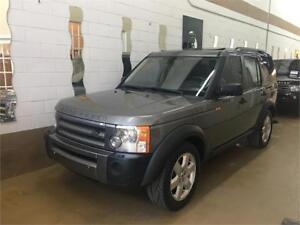 2007 Land Rover LR3 HSE Toit Pano.