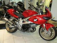 Suzuki TL 1000 S WITH ONLY 22500 MILES FROM NEW
