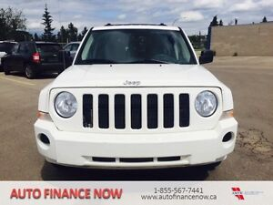 2011 Jeep Patriot Limited 4dr 4x4 RENT TO OWN WE FINANCE Edmonton Edmonton Area image 4