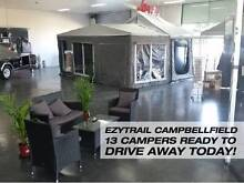 Ezytrail Camper Trailers Drive Away TODAY Sale! Somerton Hume Area Preview
