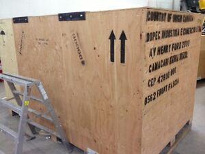 RECYCLED PALLETS 45x48 48x62 45x47 48x48 85x45 75x48 DETROIT Windsor Region Ontario image 7