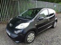 (07) Peugeot 107 1.0 Urban 52,000 Miles Mot March 21 **3 Months Warranty**