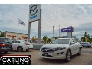 reduced!!2012 Honda Crosstour EX-L REARVIEW CAM and HEATED SEATS