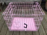 Dog cage suitable for small dog