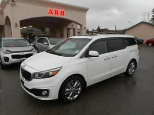 2016 KIA SEDONA - Van SX LIMITED PLUS
