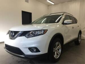 2014 NISSAN ROGUE SL AWD (TOIT, CUIR, BLUETOOTH, MAGS, FULL!!!)