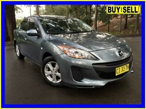2011 Mazda 3 BL 11 Upgrade Neo Green 5 Speed Automatic Sedan Lansvale Liverpool Area Preview