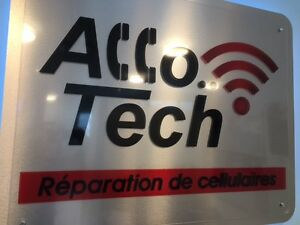 Repair Fix Unlock iPhone cell phone iPad screen Samsung Laval
