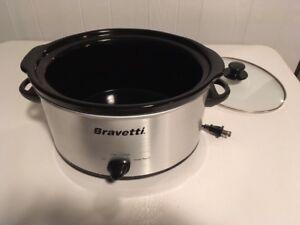 Mijoteuse Bravetti (très propre, état neuf)