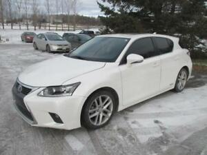 2015 Lexus CT 200h **BRAND NONE**CLEAN TITLE**