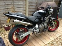 Honda Hornet 2003 very tidy, few nice mods, lovely bike.