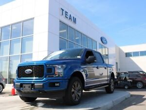 2018 Ford F-150 XLT, 302A, SYNC3, NAV, HEATED FRONT SEATS, REAR