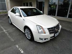 2010 Cadillac Berline CTS AWD, SEULEMENT 60$/sem.