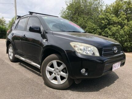 2006 Toyota RAV4 ACA33R Cruiser L (4x4) Black 5 Speed Manual Wagon Hoppers Crossing Wyndham Area Preview