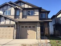 【MUST SEE】 Brand new duplex in South Edmonton for rent