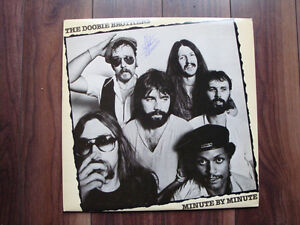 The Doobie Brothers – Minute by Minute LP Record