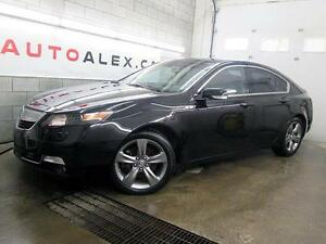 2012 Acura TL TECHNOLOGY PKG. NAVI CAMERA CUIR TOIT AWD