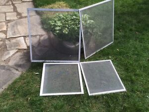 Window Screens (4)