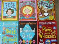 Jacqueline Wilson book sale bargains!