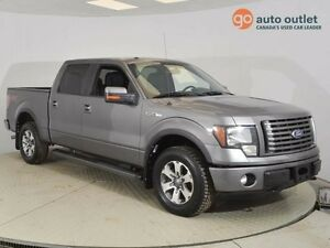 2012 Ford F-150 FX4 4x4 SuperCrew Cab 5.5 ft. box 145 in. WB