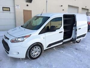 2016 Ford Transit Connect,UPFITTED, Extended,ONLY 65K