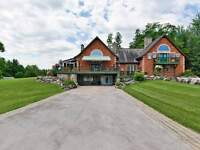 Absolutely stunning 43.56 valuable acres in lovely Caledon!