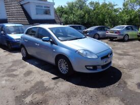 2007(57reg) Fiat Bravo 1.9 TDi Diesel MOT'd 1 year £1095