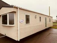 STAR BUY STATIC CARAVAN ONLY £276.31 PER MONTH, WIGBAY, STRANRAER