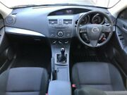 2013 Mazda 3 BL10F2 MY13 Maxx Sport Blue 6 Speed Manual Sedan Morphett Vale Morphett Vale Area Preview