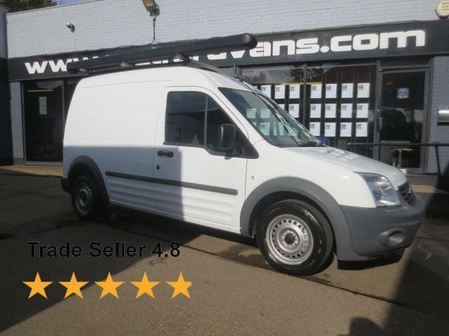2012 Ford Transit Connect T230 1.8TDCi 90ps LWB High Roof E/W Diesel white Manua