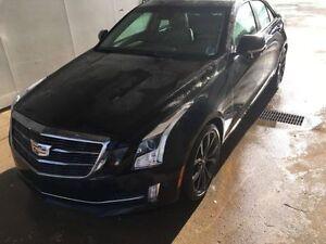2015 Cadillac ATS Sedan. LEASE TAKEOVER!!! St. John's Newfoundland image 1