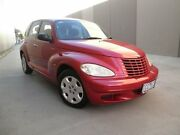 2004 Chrysler PT Cruiser PG MY2004 Classic Burgundy Metallic 4 Speed Automatic Wagon Heatherton Kingston Area Preview