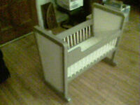 Hand Made Cradle