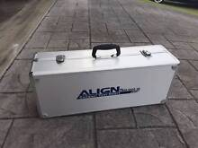 Rc Helicopter case Align Trex Blade Helensvale Gold Coast North Preview