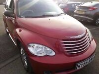CHRYSLER PT CRUISER 2.4 AUTOMATIC LEATHER CHROME ALLOYS 12 MONTHS MOT LTD EDITION