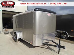 2017 6X12 ATLAS ENCLOSED - WELL BUILT, RELIABLE! London Ontario image 1