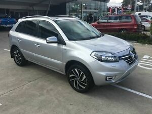 2015 Renault Koleos H45 PHASE III MY15 Bose Premium Silver 1 Speed Constant Variable Wagon Yamanto Ipswich City Preview