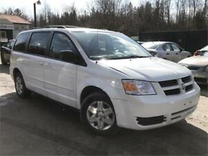 2010 Dodge Grand Caravan SE Stow'N Go Power Group Cruise Control