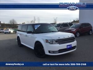 2017 Ford Flex Limited AWD Leather Nav Rem Start Heated Seats