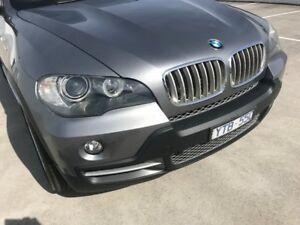 2008 BMW X5 E70 SD Steptronic Grey 6 Speed Sports Automatic Wagon