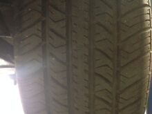 PRICE DROP!! 14X7  FORD DRAGWAY RIMS AND NEAR NEW TYRES East Fremantle Fremantle Area Preview