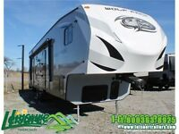 2016 Forest River Cherokee Wolf Pack WP315 Toy Hauler